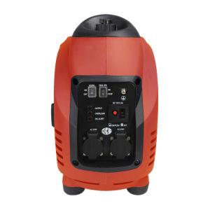 2.5Kw Mini portátil pequeño inversor gasolina generador de camping con EPA/Ce/Certificación de PSE