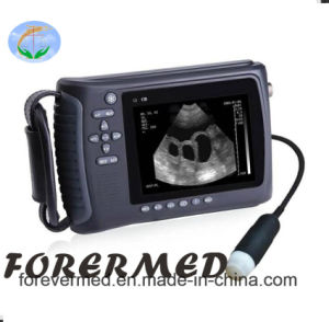 ペットのためのラップトップのデジタル獣医の超音波