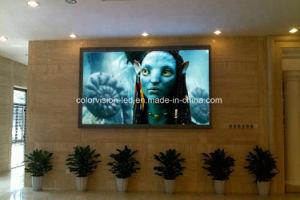 Écran LED de courbe de P5 Indoor Slim Affichage LED souple