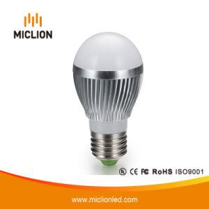 3W E27 E26 B22 светодиодная лампа настольная лампа с алюминиевым корпусом