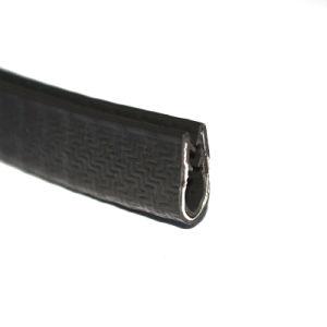 適用範囲が広いUチャンネルのプラスチックゴム製エッジングのトリムのシールのガスケットのストリップを艶をかけるWindows