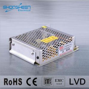 60W LED 12V de tensão constante de 24 V da fonte de alimentação Fonte de Alimentação do Interruptor para câmara CCTV