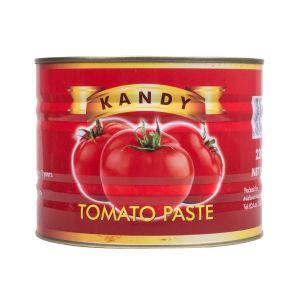 2.2Kg Conservas de puré de tomate ketchup Salsa condimento la pasta de tomate de OEM
