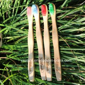 Proveedor profesional de 100% puro de la FDA Cepillo de dientes naturales de bambú