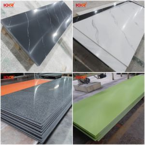 Recherche de marbre Hanex Corian Pierre artificielle 100% acrylique modifié Surface solide