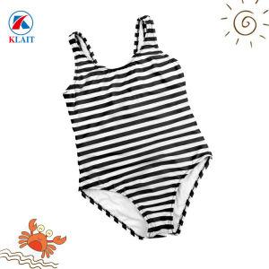In het groot Bikini van de Kleding van de Jonge geitjes van het Meisje van de baby zwemt de Gestreepte Slijtage