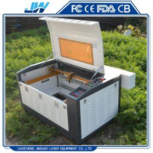 4060 лазерная резка станок для лазерной гравировки машины для бумаги ремесла