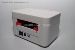 Impresora de etiquetas de códigos de barras térmico inteligente para la impresión de etiqueta 3pulg.