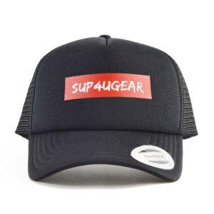 El logotipo de color personalizado de malla de espuma deporte camionero Hat Cap