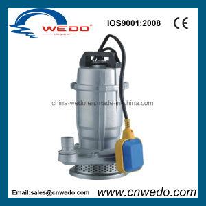 Pompa ad acqua sommergibile Qdx10-20-1.1 con l'interruttore di galleggiante