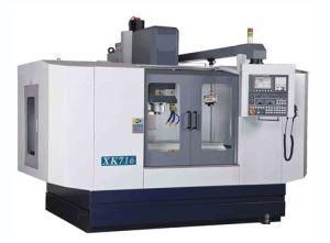 fresadora CNC (Vertical fresadora CNC XK716)
