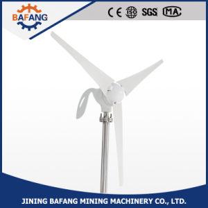 Molino de viento pequeño hogar generador de uso