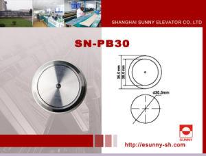 Spindel und Schmierölniederdruck Elevators Buttons (SN-PB30)