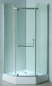 Receptáculo de ducha de agua caliente (601-6)