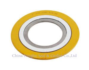 304 Depósito de Teflon PTFE Gaxeta Espiral