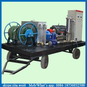 Pulitore elettrico del getto di acqua del tubo della rondella industriale ad alta pressione di pulizia