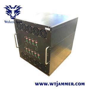 Teléfono móvil de banda completa de 1600W de alta potencia Jammer
