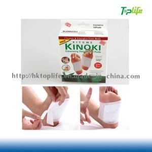 Limpieza de hierbas Kinoki Detox pies Parche 1 Caja libre de gastos de envío