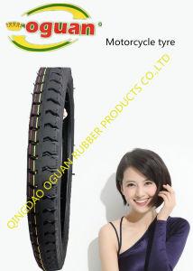 Erzeugnis-Motorrad-Gummireifen mit innerem Gefäß (250-17)