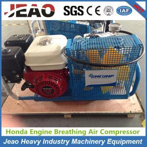 Mch6/SH el motor de gasolina de alta presión del compresor de aire portátil para el Buceo