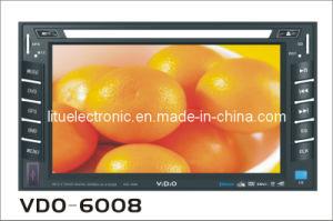 2 DIN 차 DVD 플레이어 (VDO-6008)