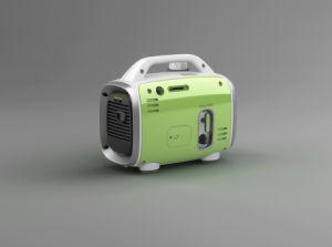 Бесшумный портативный генератор инвертора 700W с параллельными
