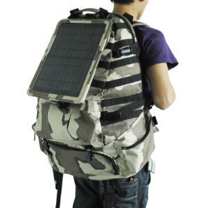 El patrón de camuflaje Solar Militar del Ejército de bolsa, bolsa de Energía Solar