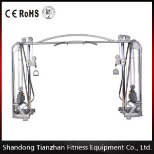 Strumentazione di ginnastica di esercitazione di sport di /Multifuction della macchina di forma fisica dell'edilizia del cavo Crossover/Tz-6018/Body