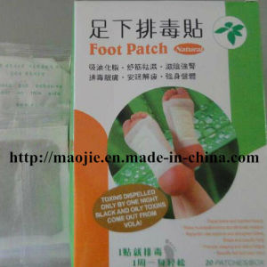 Desintoxicación Natural adelgazar pies parche (MJ-FP 20 parches)