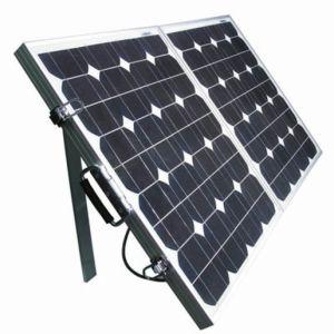 180W портативная солнечная панель системы для кемпинга с неисправного автомобиля