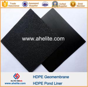 HDPE Geomembranes del polietilene ad alta densità