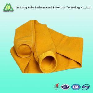 Sacchetto filtro a temperatura elevata P84 del rifornimento della fabbrica per l'inceneratore residuo