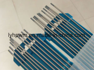 金の先端Dia4.0mm*150のWl15タングステンの電極