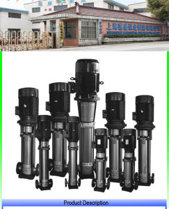 Консервант Stalinless стальной лампа вертикальной Multi-Stage центробежных насосов