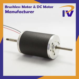Ajustar la velocidad de imán permanente Cepillo Pm Motor DC, con CE