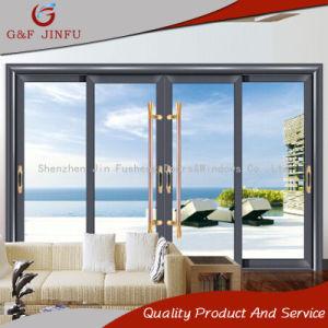 Экономия энергии двойное остекление окон и алюминиевых сдвижной панели задней двери