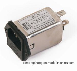 Filtro de entrada de IEC