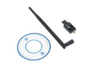300m 802.11n 2.4G Mini Dongle USB sans fil WiFi avec antenne externe