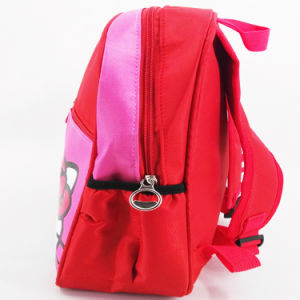 Favorito de los niños Hello Kitty mochila al hombro Mochila Bolsa lindo