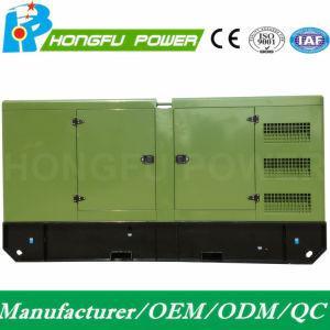 alternatore di marca di Hongfu del motore diesel di 250kw 313kVA Cummins con il comitato di Digitahi