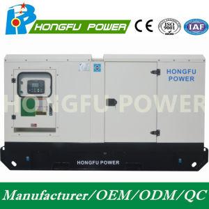 320kw 400kVA de potência principal gerador Diesel Cummins/Tipo super silencioso