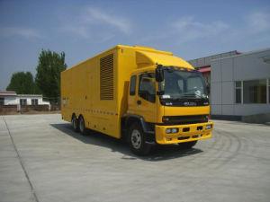 300KW 375kVA Generador Portátil eléctrico del motor generador de diesel Volvo