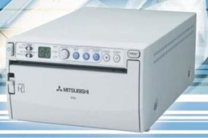 초음파 스캐너를 위한 인쇄 기계