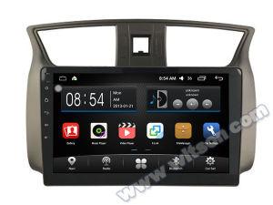 Witson 10,2 большой экран Android 6.0 DVD для автомобилей Nissan Sylphy 2012-2016 (для автомобилей с задней камеры)