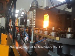 緑茶のびんペットびんの吹く機械