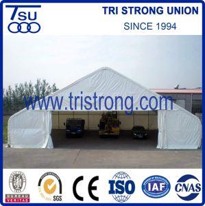 Grand abri portatif/Structure en acier l'entrepôt (TSU-6549)