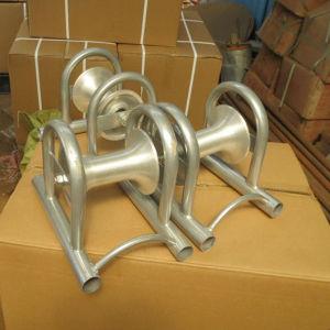 Riga di alluminio rullo di Stright del rullo del cavo del cavo