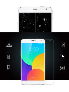 De anti Blauwe Licht Aangemaakte Beschermer van het Scherm van het Glas voor Meizu Mx4