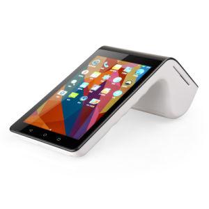 Androides Terminal Positions-PT7003 mit dem 58mm Drucker RFID alle in einem für Zahlungs-System