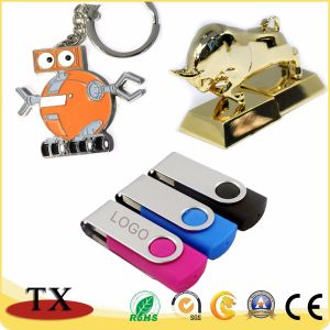 USB del metal y del plástico para los mecanismos impulsores del flash del USB y el palillo del USB